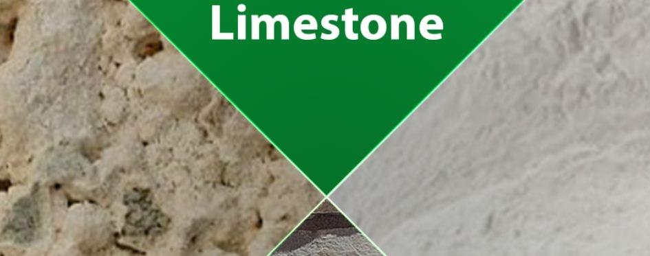 where do we find limestone