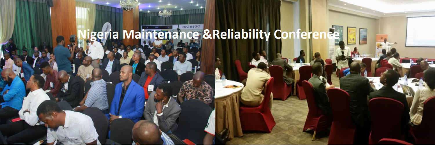 2019 Nigeria Maintenance & Reliability Conference in Lagos