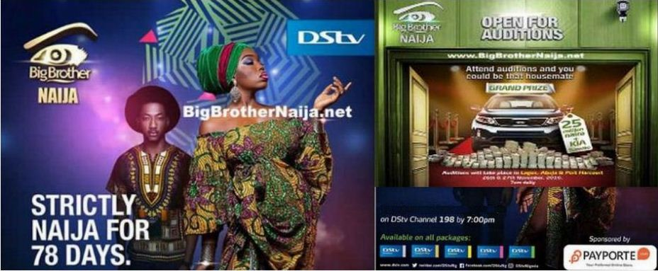 2019 Big Brother Naija in Lagos Nigeria - Finelib com Events