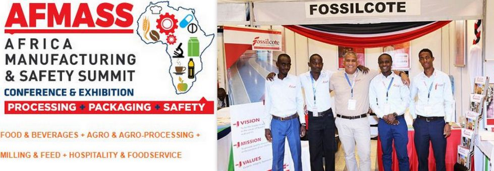 2019 African Food Manufacturing & Safety Summit (AFMASS