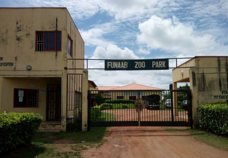 Image result for FUNAAB Zoological Park